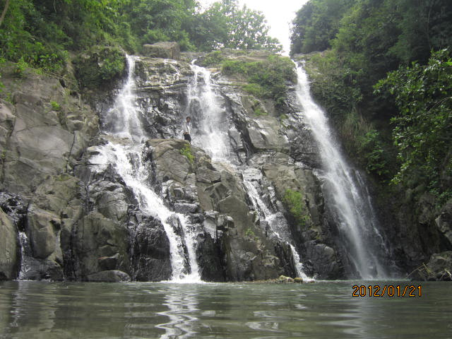 air terjun curug